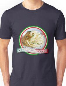 Italian Taste Spaghetti Unisex T-Shirt