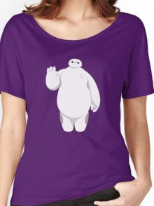 Hello, I am Baymax Women's Relaxed Fit T-Shirt