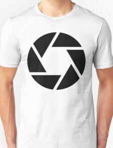 diaphragme photo Unisex T-Shirt