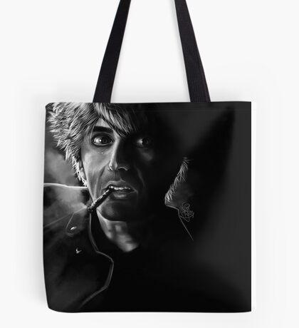 Peter Vincent David Tennant Fright Night Tote Bag
