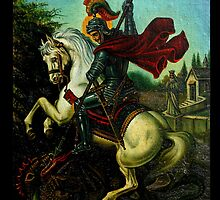 St. George by William Younadam
