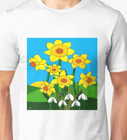 SPRINGS COMING SOON Unisex T-Shirt