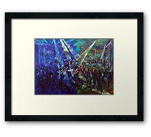 Airlie Beach Music Festival - 2014 Saturday Night Framed Print