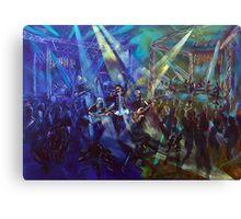Airlie Beach Music Festival - 2014 Saturday Night Canvas Print
