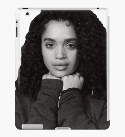 Cute Lisa Bonet iPad Case/Skin