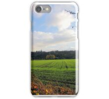We Hear The Song Of Spring Far Off iPhone Case/Skin