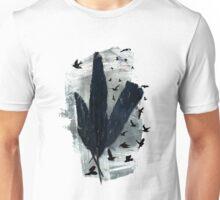 Mixed Feathers Unisex T-Shirt
