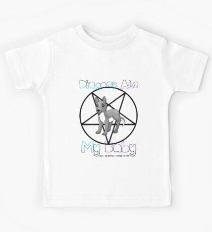 Dingoes Ate My Baby - Buffy Band Merch Kids Tee