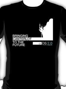 20% Less Crime T-Shirt