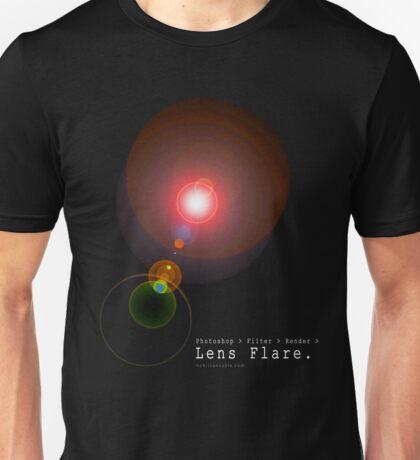 Lens Flare Unisex T-Shirt