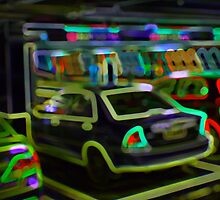 Car Party by Erica Corr