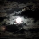 Cloudy Night by Coralie Pittman