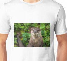 Curious Otter Unisex T-Shirt