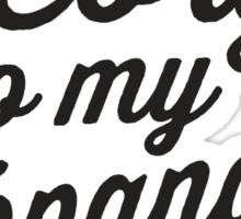 The Cory To My Topanga | Boy Meets World Quote Shirt Sticker