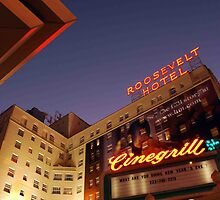 roosevelt hotel by willd