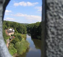 Looking through Ironbridge by Sue Hammond