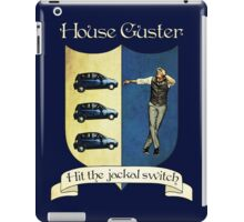 Psych House Guster Crest iPad Case/Skin
