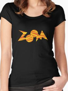 Zoom PBS TV Show Women's Fitted Scoop T-Shirt