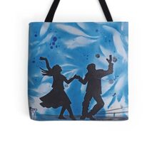earth, wind and rhythm Tote Bag