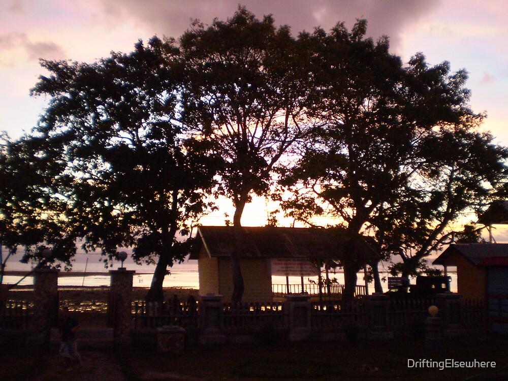 Sumbawa Sunset by DriftingElsewhere