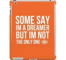 Browns Dreamer iPad Case/Skin