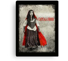 Once Upon the Woods... Canvas Print
