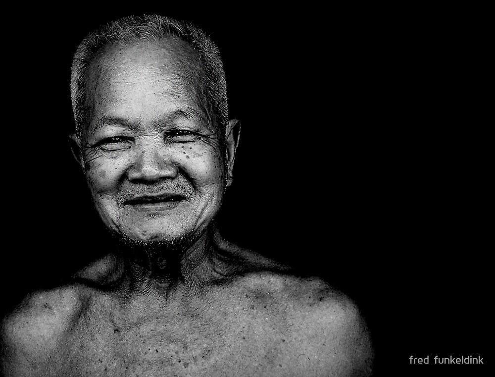 Thai smiles by fred  funkeldink