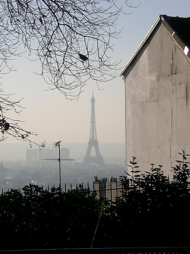 Paris by MorganJones