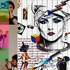 Debbie Harry Is My Childhood Sweetheart by DiscoVisco