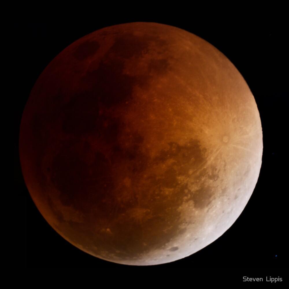 Blood Moon by Steven  Lippis