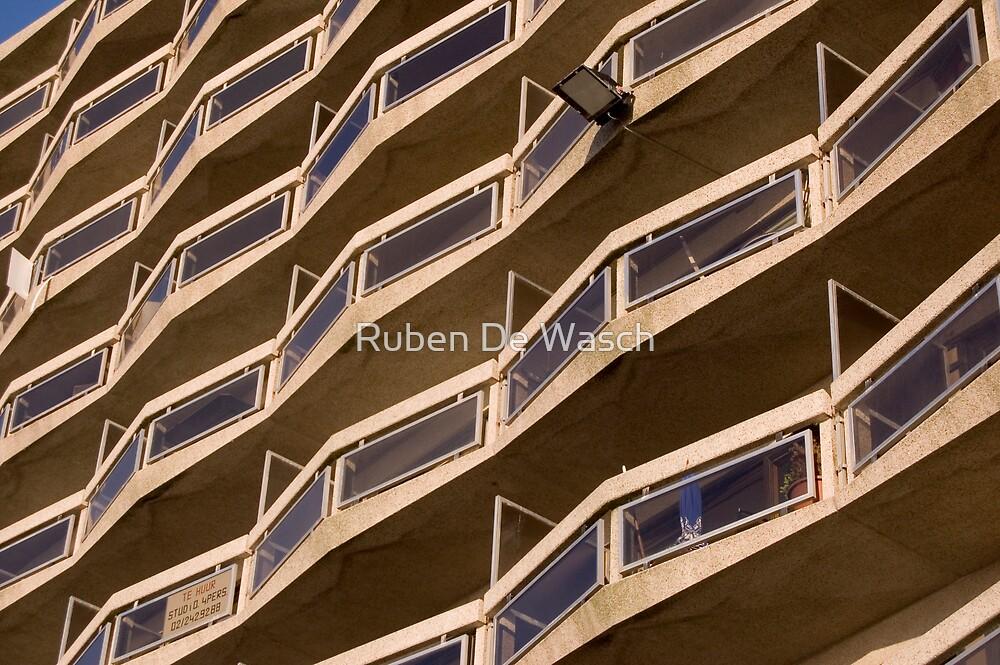 Balconies by Ruben De Wasch