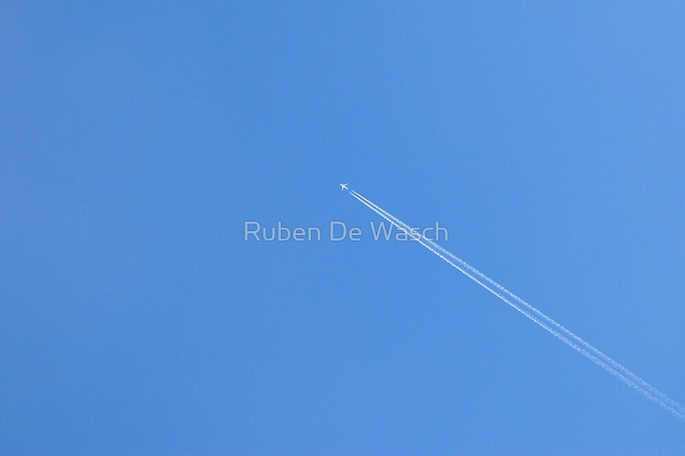 Come fly with me by Ruben De Wasch