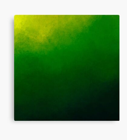 Green sky Canvas Print
