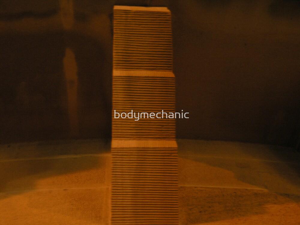 column by bodymechanic