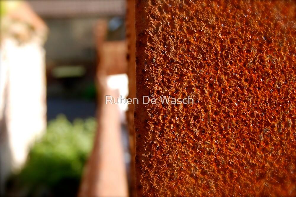 Rust by Ruben De Wasch