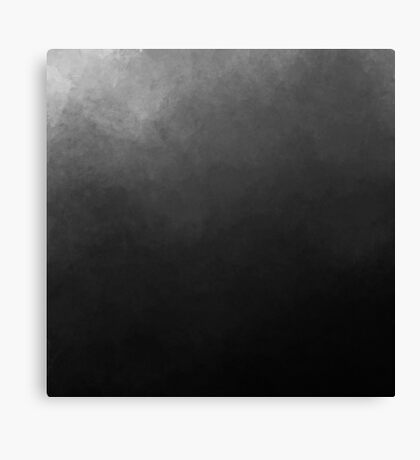 Grey sky Canvas Print