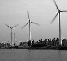 Turbines by Ruben De Wasch