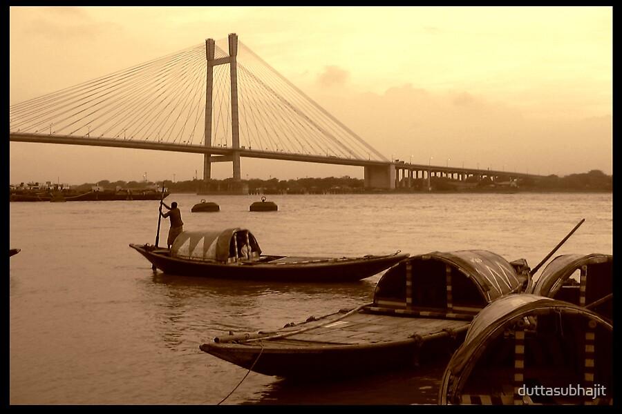Amar Kolkata1 by duttasubhajit