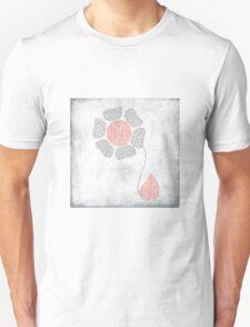 paper flower T-Shirt