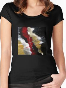 Red Passion Women's Fitted Scoop T-Shirt