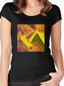 Interlock Women's Fitted Scoop T-Shirt