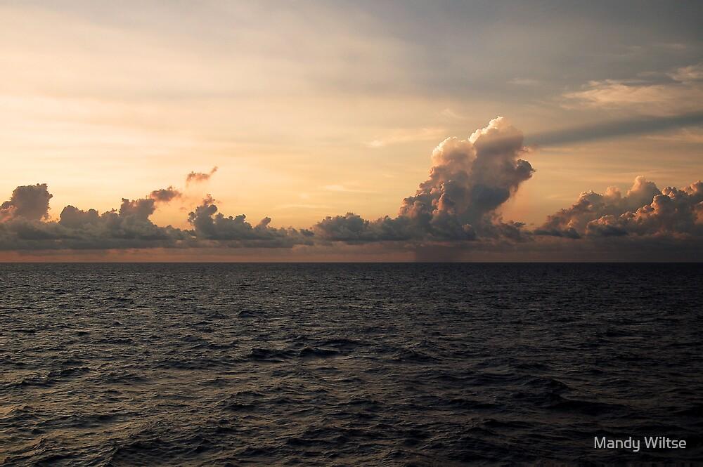 Serene Sunrise by Mandy Wiltse