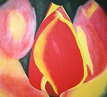 BLAZE FLOWER by juliecat