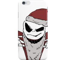 How 'horrible' our Christmas will be! - Nightmare before Christmas.  iPhone Case/Skin