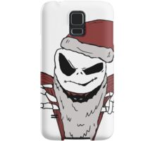 How 'horrible' our Christmas will be! - Nightmare before Christmas.  Samsung Galaxy Case/Skin
