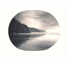 Lookout Point Art Print