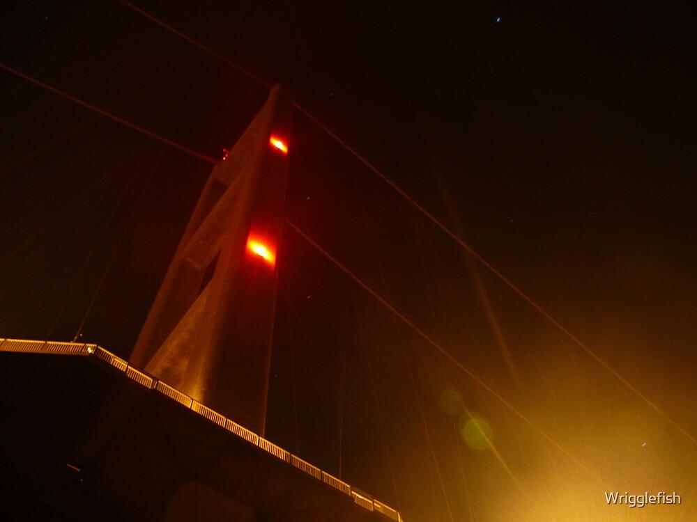 Night Lights by Wrigglefish