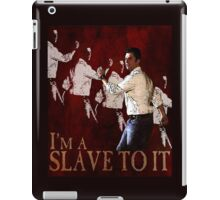 """""""Have you ever seen a very attractive man solve a crime before?"""" iPad Case/Skin"""