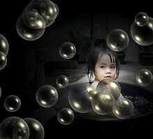Watching the Bubbles Rise by Carlo Cesar Rodillas