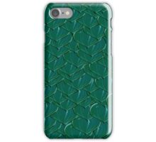 Experimental Dragon Scale Pattern iPhone Case/Skin